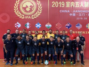 U.S. Futsal Mens Open Team Heads To China For 2019 IFA Futsal World Cup
