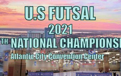 2021 U.S. Futsal National Championship – July 8-11,2021