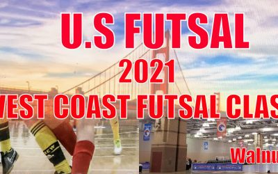 2021 U.S. Futsal West Coast Classic – June 11-13, 2021