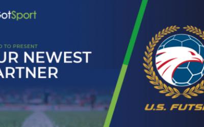 GotSport & US Futsal  Announce Five-Year Agreement